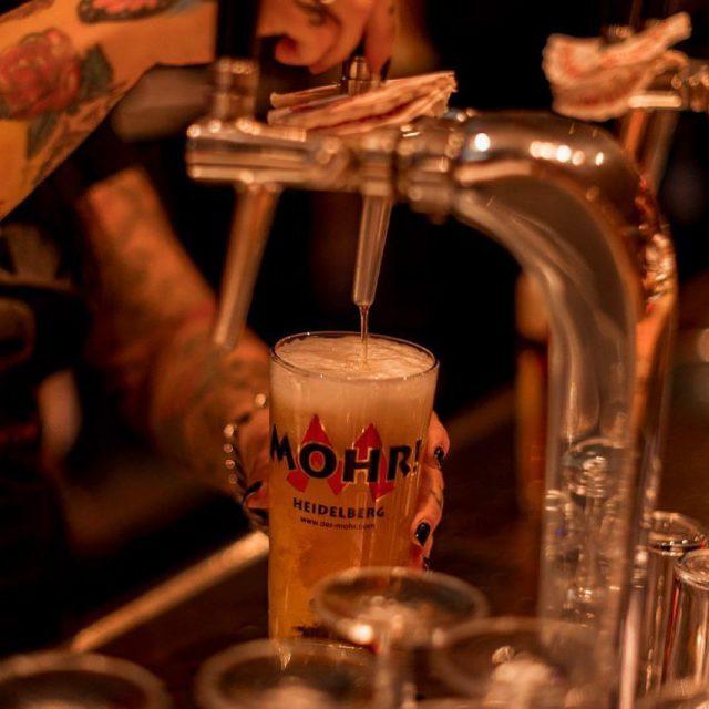 Der Mohr Heidelberg Bier
